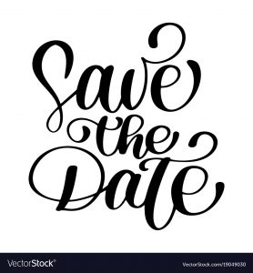 save-the-date-text-calligraphy-lettering-vector-19049030